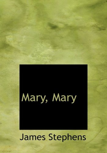9780554667768: Mary, Mary (Large Print Edition)