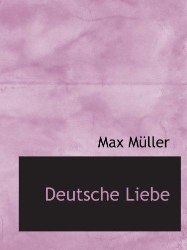 9780554695556: Deutsche Liebe