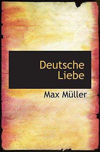 9780554695617: Deutsche Liebe