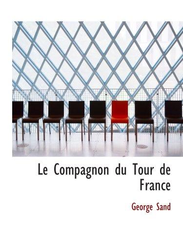 9780554707815: Le Compagnon du Tour de France