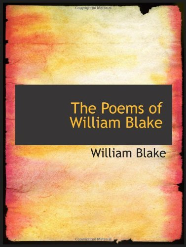 9780554738079: The Poems of William Blake