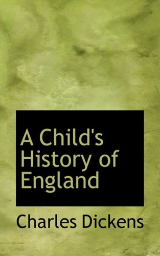 9780554806648: A Child's History of England (Bibliobazaar Reproduction Series)