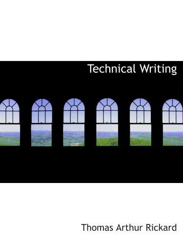 9780554816135: Technical Writing