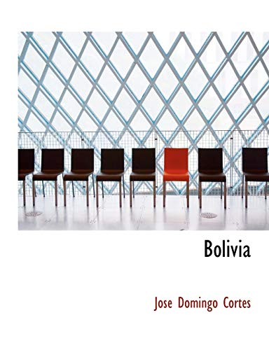 9780554847146: Bolivia (Large Print Edition)