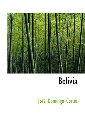 9780554847177: Bolivia