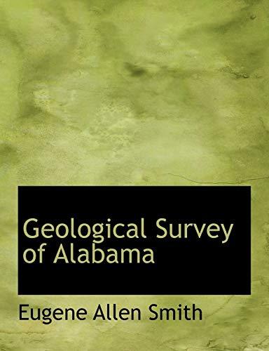 9780554859613: Geological Survey of Alabama (Large Print Edition)