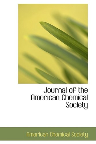 9780554889313: Journal of the American Chemical Society