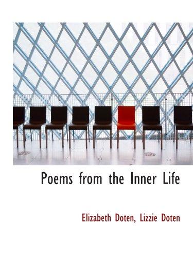 Poems from the Inner Life: Lizzie Doten, Elizabeth Doten