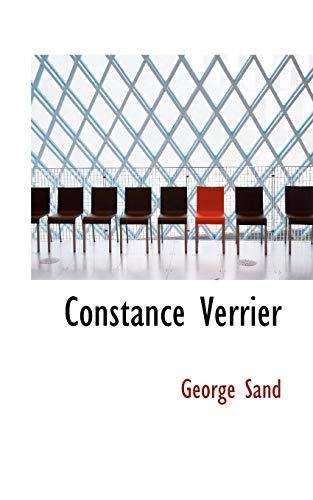 9780554893587: Constance Verrier