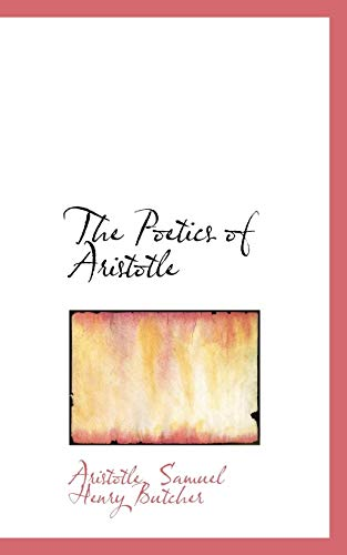 9780554909998: The Poetics of Aristotle