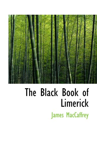9780554936031: The Black Book of Limerick