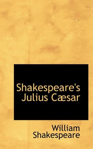 9780554959894: Shakespeare's Julius CAbsar