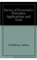 9780555000601: Survey of Economics: Principles, Applications, and Tools