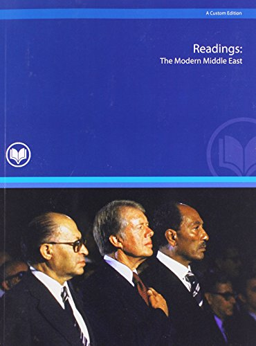 9780555004333: Readings: The Modern Middle East (A Custom Edition for Rio Salado College)