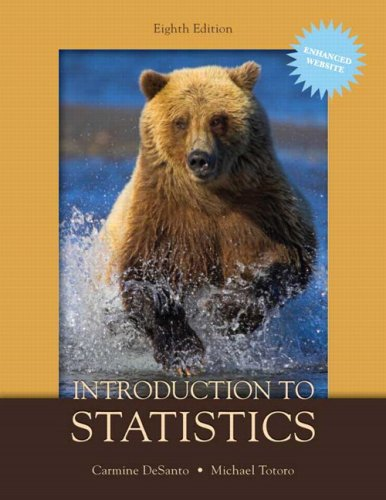9780555017340: Introduction to Statistics (8th Edition)