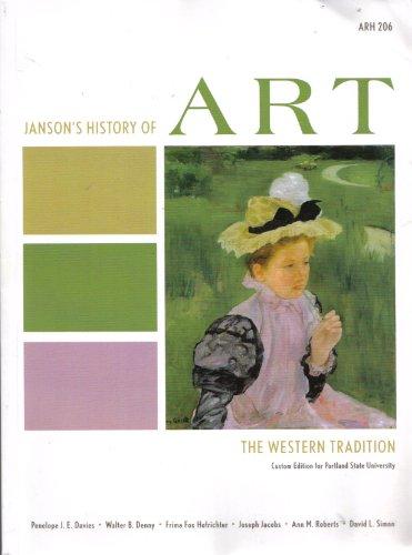 Janson's History of Art (The Western Tradition,: Penelope J. E.