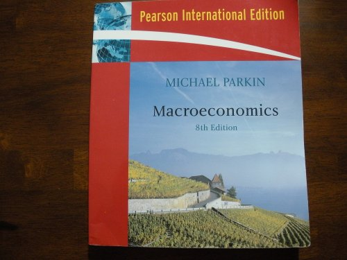 9780555038246: Macroeconomics (Custom Edition for Texas Tech University)