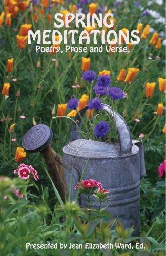 9780557002153: Spring Meditations