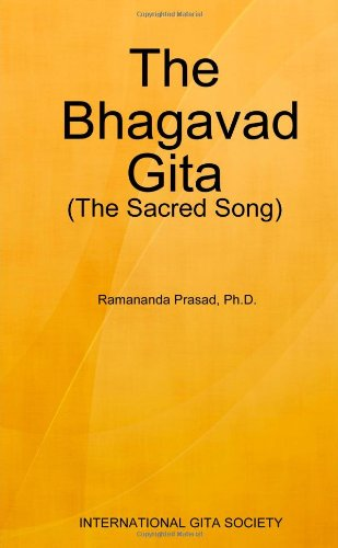 9780557010592: The Bhagavad-Gita