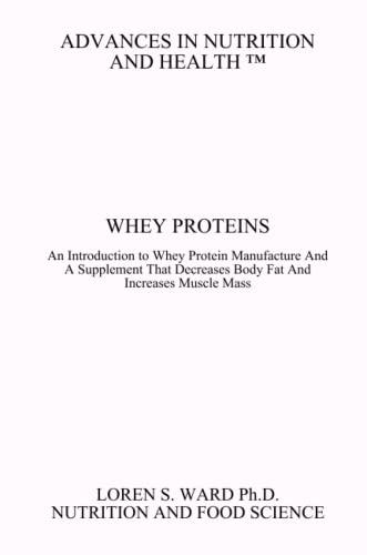 9780557014385: Whey Protein