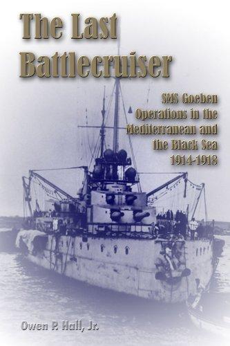 9780557027781: The Last Battlecruiser
