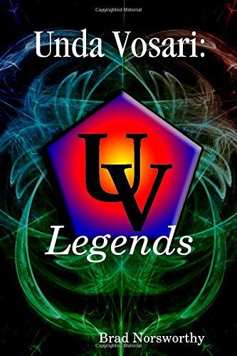 9780557029761: Unda Vosari: Legends
