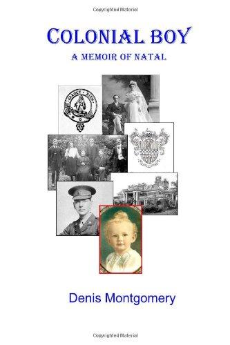 9780557029839: Colonial Boy - A Memoir of Natal