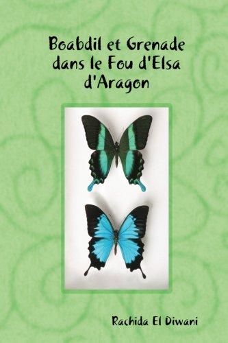 Boabdil et Grenade dans le Fou d'Elsa: Rachida El Diwani