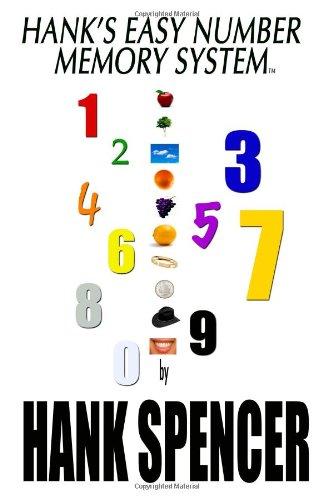 Hank's Easy Number Memory System: Spencer, Hank