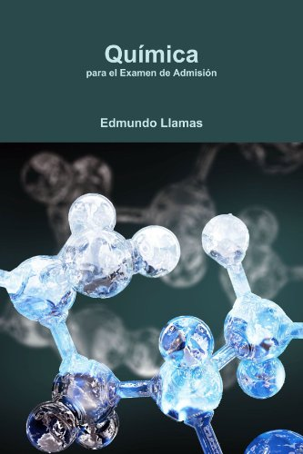 9780557043538: Qu�mica Para El Examen De Admisi�n