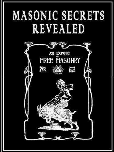 9780557048151: Masonic Secrets Revealed