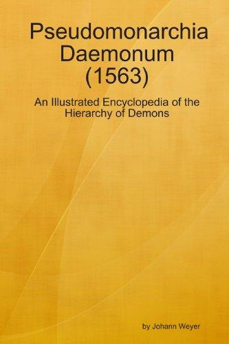 9780557050598: Pseudomonarchia Daemonum (1563)