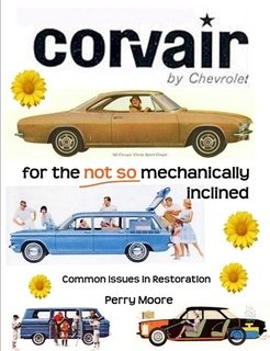 9780557059133: Corvair for the Not So Mechanically Inclined