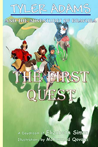 9780557062904: Tyler Adams and the Adventures of Bravura: The First Quest