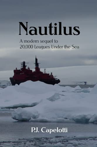 9780557064366: Nautilus: a modern sequel to 20,000 Leagues Under the Sea