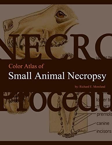 9780557075973: Color Atlas of Small Animal Necropsy