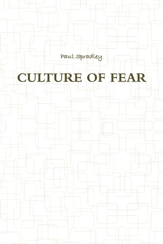 9780557079414: CULTURE OF FEAR