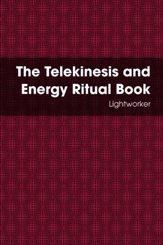 9780557087532: The Telekinesis and Energy Ritual Book