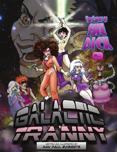 9780557093625: Galactic Tranny