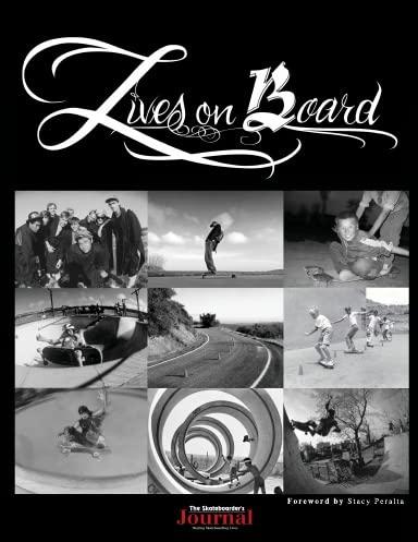 9780557100859: The Skateboarder's Journal - Lives on Board