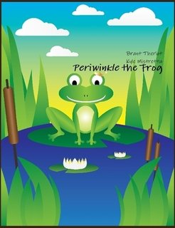 9780557104581: Periwinkle the Frog