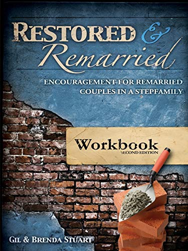 9780557108695: Restored and Remarried Workbook