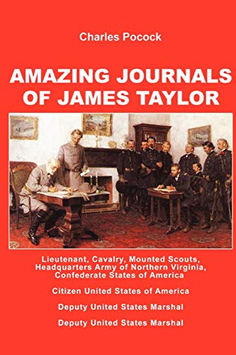 Amazing Journals of James Taylor: Charles Pocock