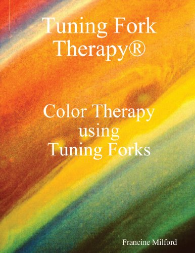 9780557131167: Color Therapy Using Tuning Forks