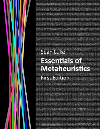 9780557148592: Essentials of Metaheuristics
