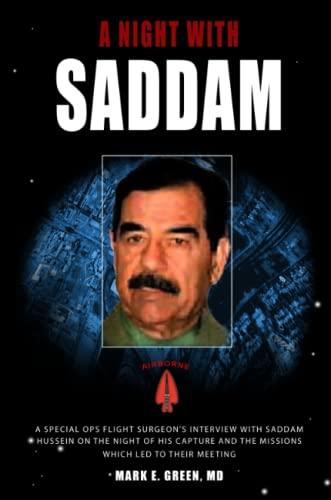 9780557153206: A night with saddam