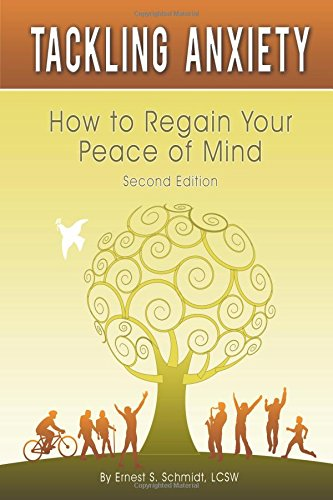 9780557192793: Tackling Anxiety: How to Regain Your Peace of Mind, Second Edition-paperback