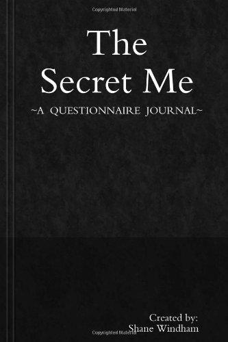 9780557237128: The Secret Me: A Questionnaire Journal
