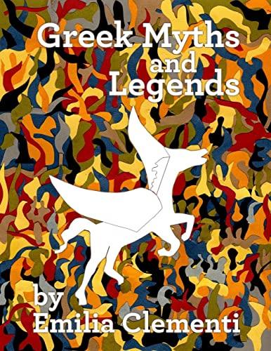 9780557260072: Greek Myths and Legends