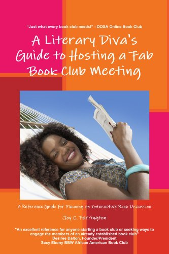 9780557260270: A Literary Diva's Guide To Hosting A Fab Book Club Meeting